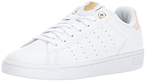 K-Swiss Women's Clean Court CMF Sneaker