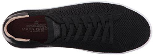 Mark Nason Angeles Hombres Bryson Fashion Sneaker Black