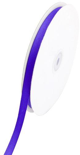 Creative Ideas Solid 3/8-Inch Grosgrain Ribbon, 50-Yard,