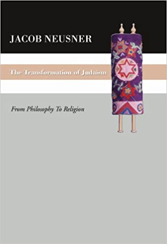 Book The Transformation of Judaism: From Philosophy to Religion