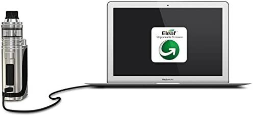 Auténtico Eleaf Istick Pico 25 Cigarrillo electrónico 85W Kit de ...