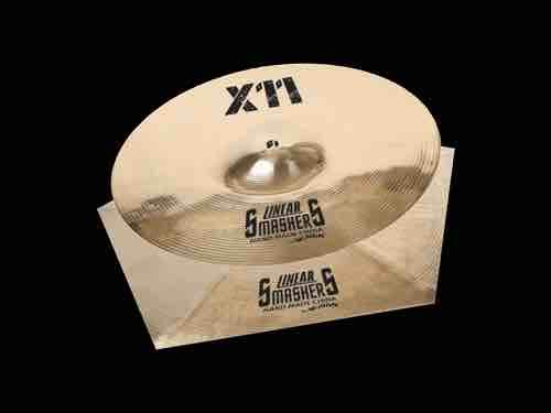 "Wuhan Cymbals XL Linear Smahers 14""/15"" Stacker set WUX15"