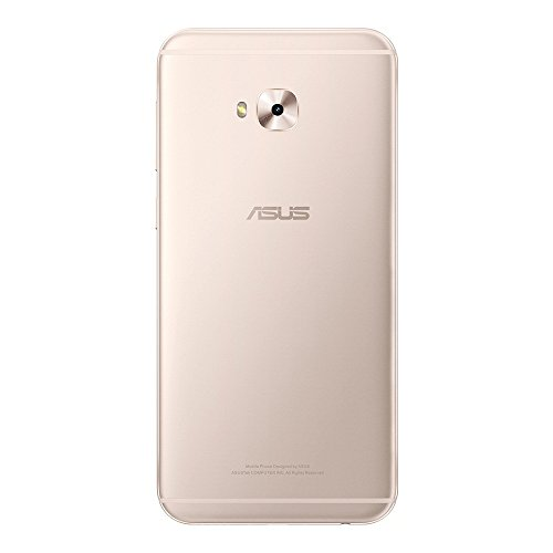 ASUS ZenFone 4 Selfie Pro (ZD552KL) 4GB / 64GB 5.5-inches Dual SIM Factory Unlocked GSM (no CDMA) - International Stock No Warranty (Gold)