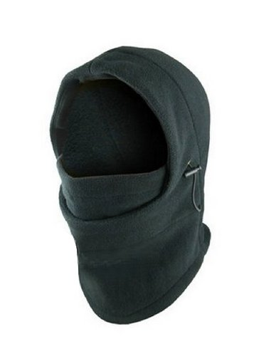 Xinliya Thermal Warm Fleece Balaclava Hood Veil Wind Proof Stopper Mask Hats