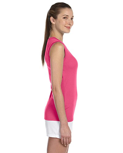 Pink Ndurance T Safety Balance Workout V Ladies Neck New Shirt Athletic ERvWTxPWnq