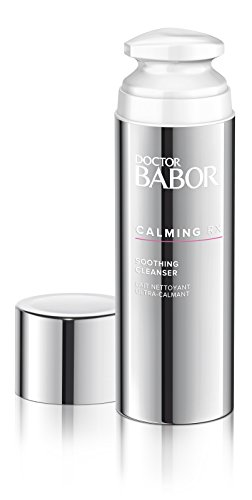 DOCTOR BABOR CALMING RX Soothing Cleanser for Face 5 1/4 oz - Best Natural Anti-Irritation Cleanser for Day...