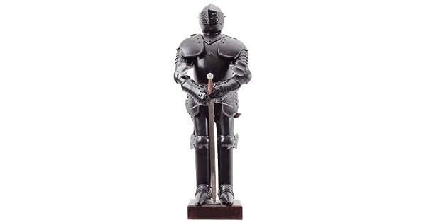Amazon.com: Mini Medieval Traje de armadura de los ...