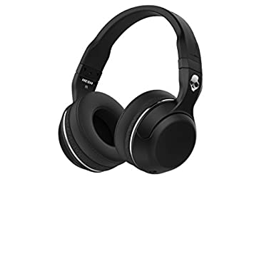 Skullcandy Hesh 2 Bluetooth Wireless Headphones with Mic, Black