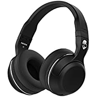 Skullcandy Hesh 2 Over-Ear Wireless Bluetooth Headphones with Mic (Black)