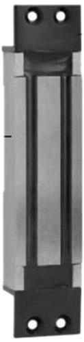 Schlage Electronics 320M MiniLine Electromagnetic Lock for Sliding Doors, With Door Status Monitor and Magnetic Bond Sensor, Mortise Mount, Chrome Aluminum ()