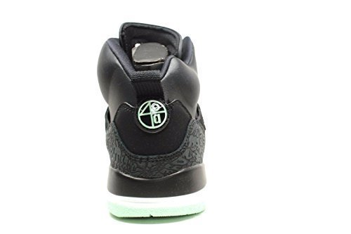 NIKE Jordan Spizike GG Mens Basketball-Shoes 535712-015_9Y - Black/Mint Foam-Dark Grey-White by NIKE