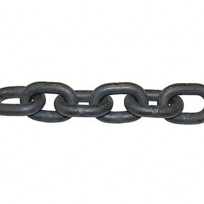 Chain, Grade 100, 3/8 Size, 10 ft., 8800 lb. by B/A PRODUCTS CO.