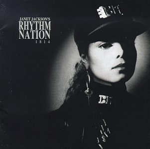 CD : Janet Jackson - Rhythm Nation (CD)