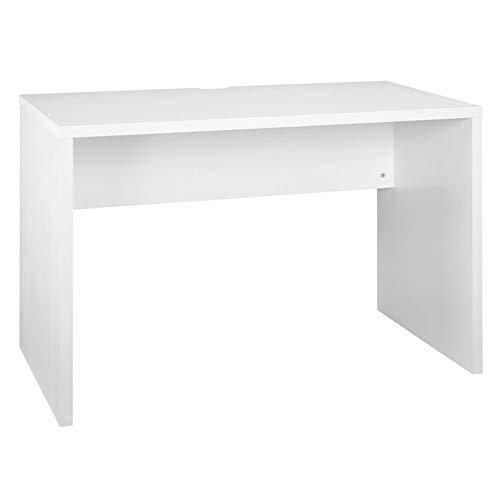 Modular Executive Desk (ClosetMaid 1649 Modular Rectangle Desk, White)