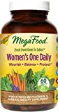 MegaFood Womens One Daily 60 Tablets For Sale
