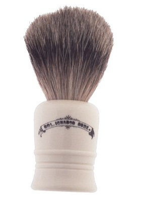 Colonel Ichabod Conk Pure Badger Shave Brush #1016