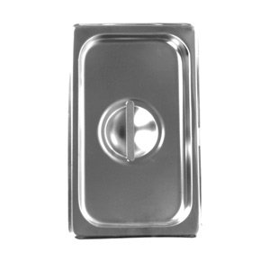 Thunder Group STPA7130C Third Size Solid Steam Pan Cover