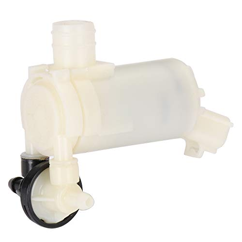 ECCPP 8260A217 GO-1021 Windshield Washer Pump Motor Front Rear Replacement fit for 2011-2015 Mitsubishi Outlander ()