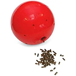 Manna Pro Likit Snak-a-Ball, Red