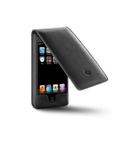 17 Hipcase Folio (DLO HipCase Leather Folio Case for iPod touch 1G, 2G, 3G (Black) )