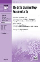 The Little Drummer Boy / Peace on Earth Choral Octavo (Peace On Earth Little Drummer Boy Sheet Music)