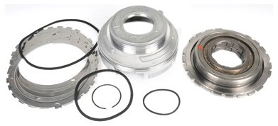 ACDelco 8687996 GM Original Equipment Automatic Transmission Steel Low and Reverse Clutch Plate Kit
