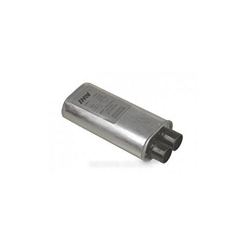 Whirlpool - Condensador H.T. 1 MF 2100 V para Micro microondas ...