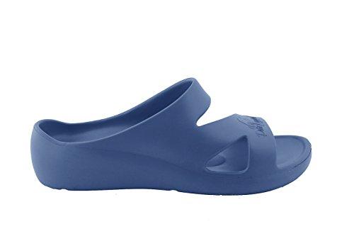 Legwood Femme Blu Scuro Peter Mules Pour Bleu dtwHqv
