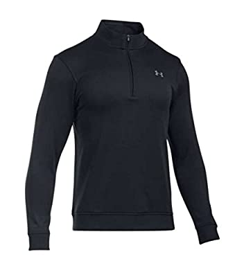 Under Armour mens Storm SweaterFleece ¼ Zip Long Sleeve Golf Pullover