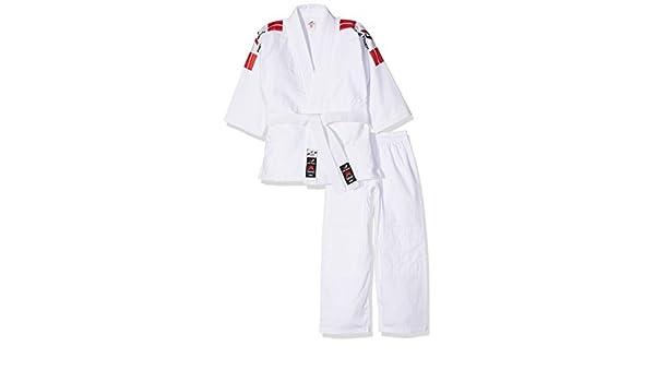 Pro Touch Niños Keiko Traje de Judo, Infantil, Color Weiß ...