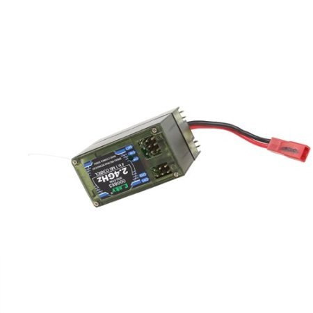 DN 2.4GHz 4 IN1 Esky 000863 EK2-0706 Mix Gyro Controller Receiver Helicopter Parts For 002435 Honey Bee V2 - Honey Bee 2 Helicopter