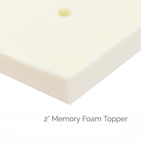 UPC Superior Ventilated Memory Foam
