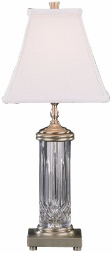 - Waterford Lismore 22-Inch Accent Lamp