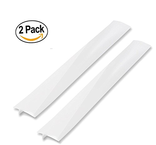 "Silicone Gap Cover, (2 PACK) Silicone Gap Stopper Kitchen Stove Counter Gap Covers - 21"" Flexible Stove Space Fillers, Food Grade, Non-toxic, (Oven Filler)"