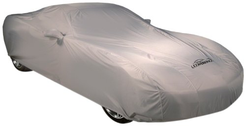 Coverking Auto Body Armor - Coverking Custom Fit Car Cover for Select Volkswagen Beetle Models - Autobody Armor (Gray)
