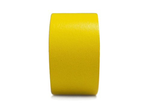 T.R.U. CFB-60 Yellow Artist Tape - Printable Flatback Paper Board or Console Tape: 2 in. x 60 yds. (Pack of 1)