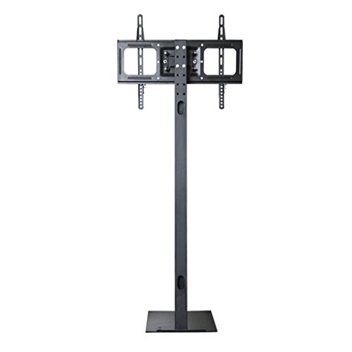 Universal Free Punching Invisible Wiring TV Bracket for 32-70 inches LCD TV Floor-standing Display Stand Color Optional (Color : ()