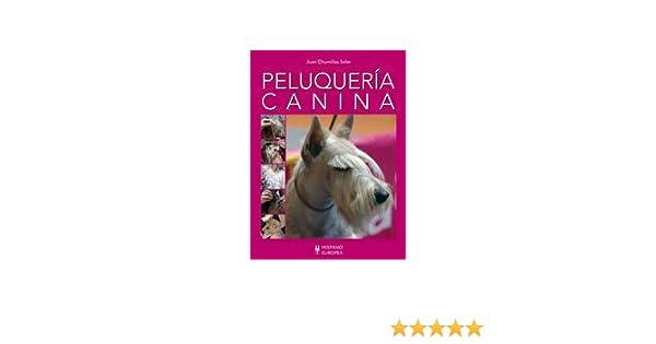 peluqueria canina dog grooming spanish edition