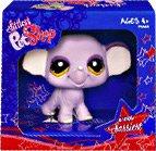 Littlest Pet Shop Exclusive Limited Edition Figure Elephant
