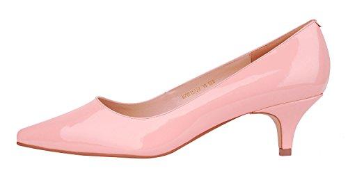 B Verocara Pink patent Basses Pump179 femme tqzwf