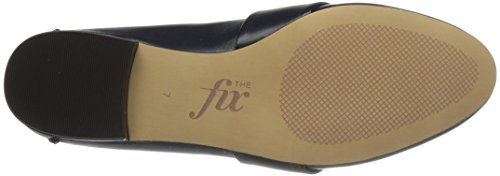 The Fix Women's Fabiana Tassel Penny Loafer, Midnight Navy/Camo, 8 M US by The Fix (Image #3)