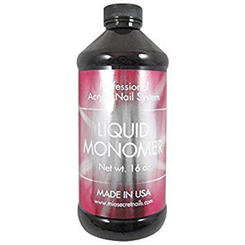 Liquid Monomer 16 oz Mia Secret by Mia Secret