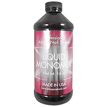 Liquid Monomer 16 oz Mia Secret by Mia Secret (Image #1)