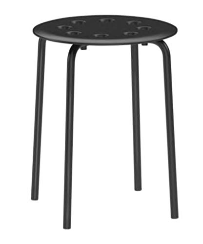 Remarkable Ikea Marius Stool Black 101 356 59 Dailytribune Chair Design For Home Dailytribuneorg