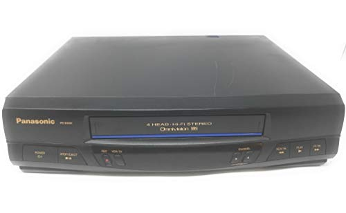Panasonic PV-945H VCR with Omnivision and HiFi - Vcr Stereo