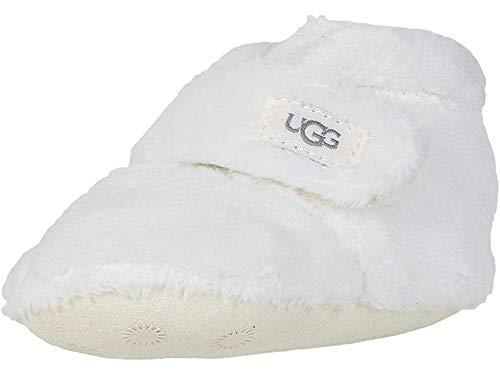 UGG Baby BIXBEE Crib Shoe, Vanilla, 04/05 M US Infant