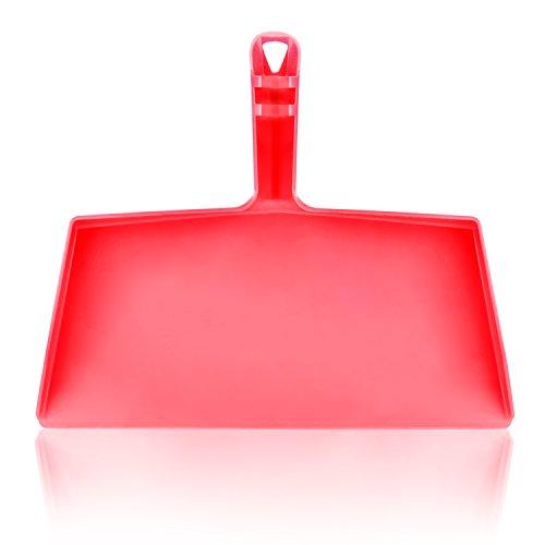Fuller Brush Fiesta Red Clip-On Dustpan - 10 ½