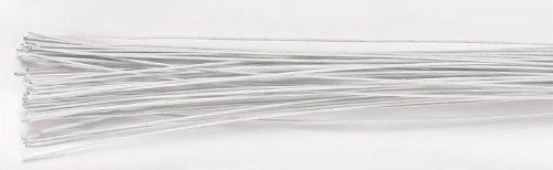 Culpitt Blumendraht Weiß - 24 Gauge