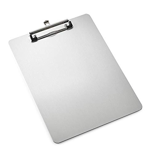 MagEnergy Aluminum Clipboard Profile Stationery