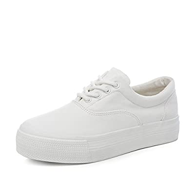 Canvas Shoes Small White Shoes Height Increasing Shoes Casual Sports Shoes